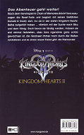 Backcover Kingdom Hearts II 1