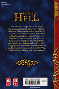 Backcover King of Hell 4