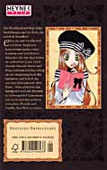 Backcover Sugar Sugar Rune 8