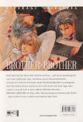 Backcover Brother x Brother 1