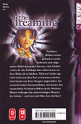 Backcover The Dreaming 2