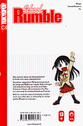 Backcover School Rumble 15