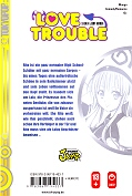 Backcover Love Trouble 1