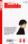 Backcover School Rumble 18