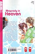 Backcover Rhapsody in Heaven 2