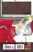 Backcover Trinity Blood 11