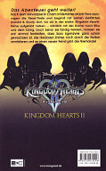 Backcover Kingdom Hearts II 2