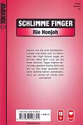 Backcover Schlimme Finger 1