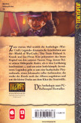 Backcover Warcraft: Legends 4