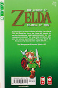 Backcover The Legend of Zelda 1