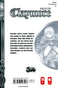Backcover Claymore 8