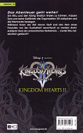 Backcover Kingdom Hearts II 4