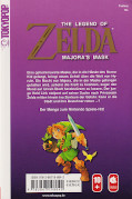 Backcover The Legend of Zelda 3