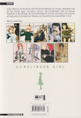 Backcover Gunslinger Girl 10