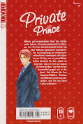 Backcover Private Prince 1