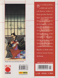Backcover Lone Wolf & Cub 7
