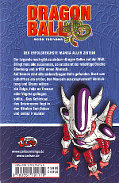 Backcover Dragon Ball 13