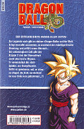 Backcover Dragon Ball 17