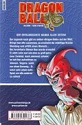 Backcover Dragon Ball 20
