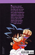 Backcover Dragon Ball 4