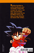 Backcover Dragon Ball 6