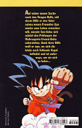 Backcover Dragon Ball 10