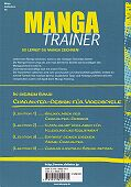 Backcover Manga Trainer 7