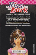 Backcover A Kiss from the Dark 1