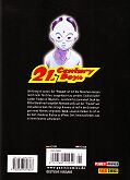 Backcover 21st Century Boys 1