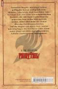 Backcover Fairy Tail 3