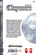 Backcover Claymore 13