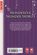 Backcover Wonderful Wonder World 1