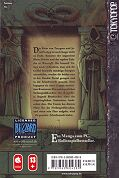Backcover Warcraft - Shadow Wing 1