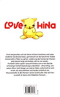 Backcover Love Hina 1