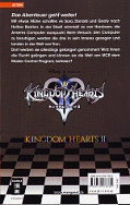 Backcover Kingdom Hearts II 6