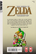 Backcover The Legend of Zelda 8