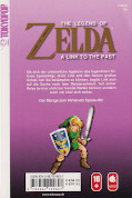 Backcover The Legend of Zelda 9