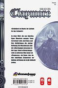 Backcover Claymore 15