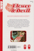 Backcover Flower & Devil 1