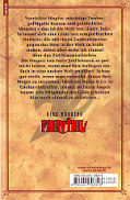 Backcover Fairy Tail 21