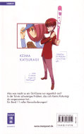 Backcover The World God only knows 11