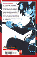 Backcover Blue Exorcist 1