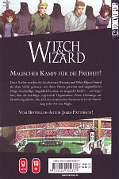 Backcover Witch & Wizard 1