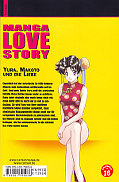 Backcover Manga Love Story 53
