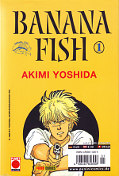 Backcover Banana Fish 1
