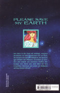 Backcover Please Save My Earth 7