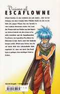 Backcover Visions of Escaflowne 7