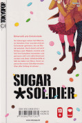 Backcover Sugar ✱ Soldier 1