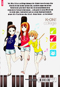 Backcover K-On! College 1