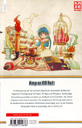 Backcover Magi - The Labyrinth of Magic 9